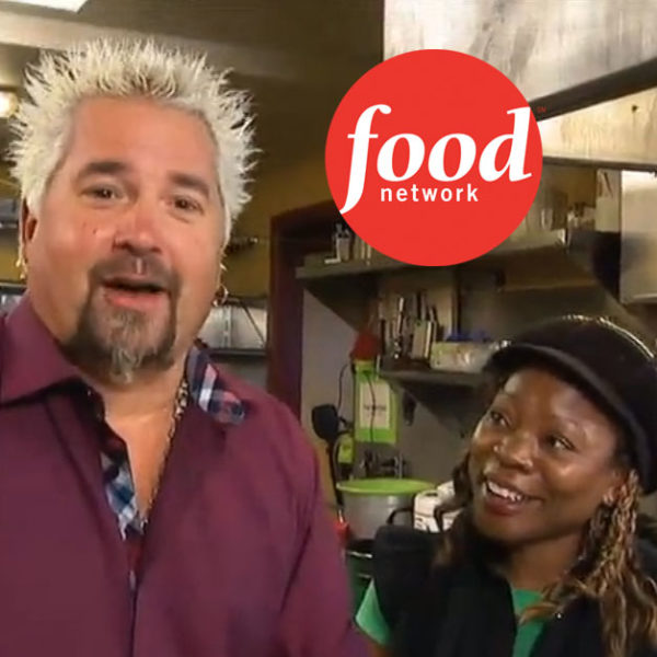 "Spice Island Grill Featured on ""Diners, Drive-Ins and Dives"" TV Show"